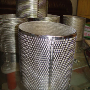 Sintered Stainless Steel Woven Mesh