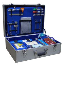 First-Aid Kit Health Care Medical Home Equipment Travel (QDMD-115) pictures & photos
