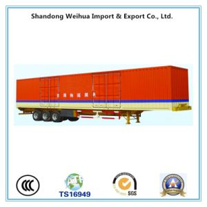 40t Truck Trailer pictures & photos