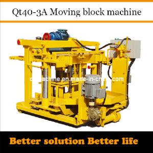 Hollow Block Machine 400X200X200 Qt40-3A Dongyue pictures & photos