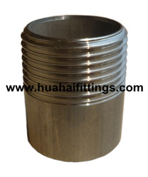 Ss304 Threaded One End Pipe Nipple ANSI