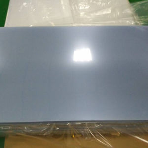 600X600 Transparent Clear 0.6mm PVC Sheet for Thermoforming Helmet pictures & photos