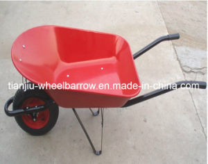 Construction Wheelbarrow for South America Market (WB7200) pictures & photos