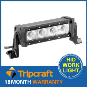 New Design 11 Inch 40W CREE LED Driving Light Bar with 10W CREE Chips