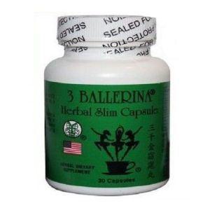 3 Ballerina Herbal Slim Capsule, Herbal Slimming Pill Diet pictures & photos
