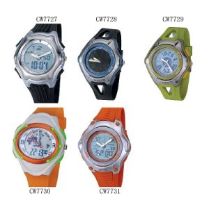 LCD Digital Watch (CW7727-7731)