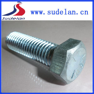 "Asmeb18.2.1 5/8""*2"" All Thread Hexagon Bolt"