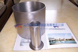 Titanium Transition Pipe