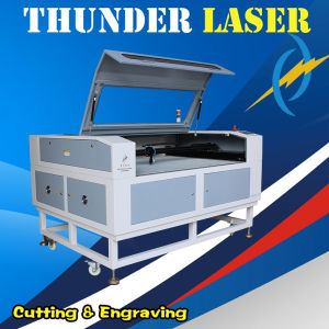 Auto Focus Motorized Table Laser Engraving and Cutting Machine with CE FDA