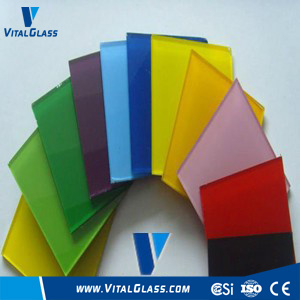 3mm, 4mm, 5mm Colour Painted Glass pictures & photos