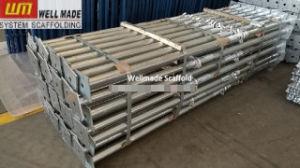 Construction Slab Form Work Adjustable Steel Prop Formwork pictures & photos