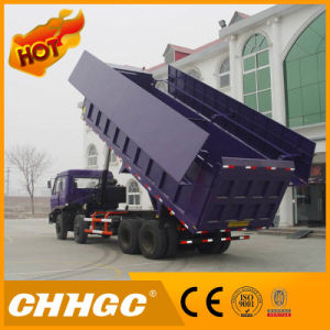 ISO CCC Approved 3 Axle 6X4 Dump Truck/Tipper Truck