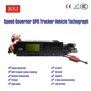 Digital Tachograph with Speed Limiter for Kenya