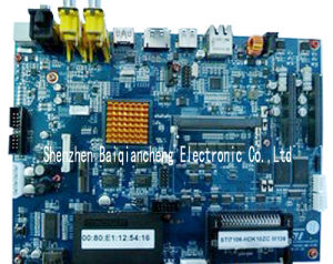 SMT & Tht Circuit Board Assembly for DVB Product (PCBA-000190-BQC)