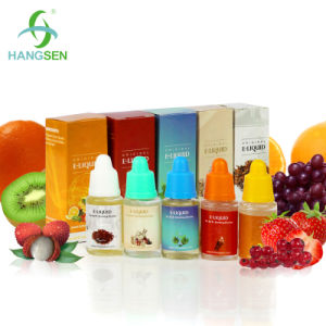 Tpd Hangsen 6mg E Liquid for E Cigarette Device pictures & photos