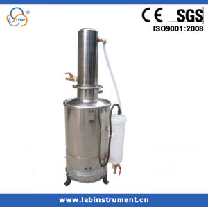 CE Mark Distiller, Auto Control Stainless Steel Water Still (20L) pictures & photos