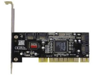 PCI 4-Channel Serial-ATA Host Controller Card