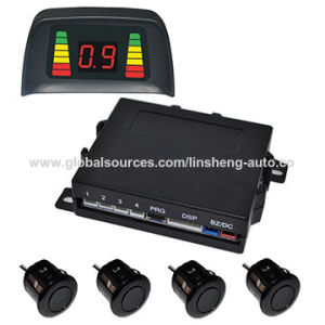 LED Display Parking Sensor System for Universal Cars/Vans pictures & photos
