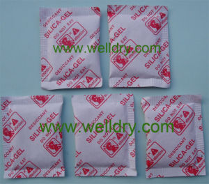 5 G Silica Gel in Coated Paper Bag With Red Printing pictures & photos