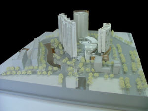 Scale Model Building_Block Model (JW-164) pictures & photos