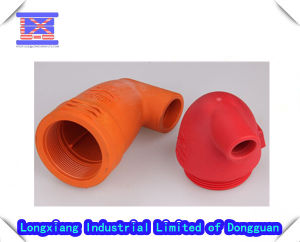 Custom Colorful Silicone Rubber Product Part pictures & photos