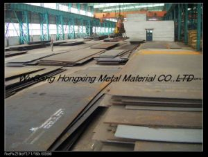 Mold Steel Structure Construction Plate pictures & photos