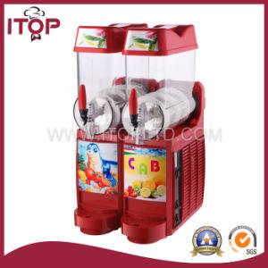Three Colors Commercial Ice Slush Machine (SM12) pictures & photos