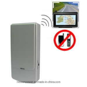 Handheld and Portable Cell Phone Signal Jammers with GPS Positioning Function pictures & photos