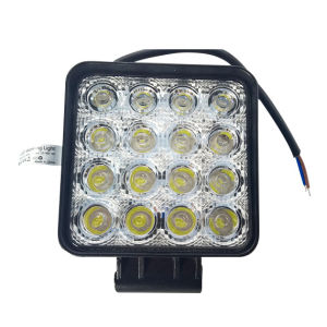 5 Inch 48 Watt Working LED Lights 12V Offroad Auto 48W LED Working Light for Car pictures & photos