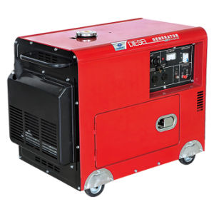 5GF-B02 Soundproof Diesel Generator With 186FG Diesel Engine (5KW)