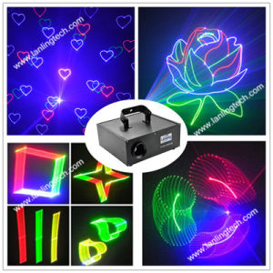 4-in-1 RGB 3D Laser Show Light (L4D1WRGB) pictures & photos