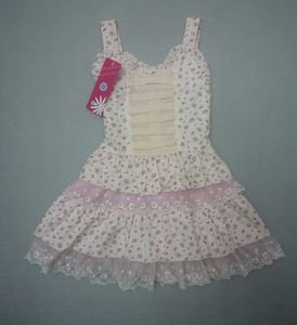 Children/Girl′s Clothing/Cute Fashion Dress - 16