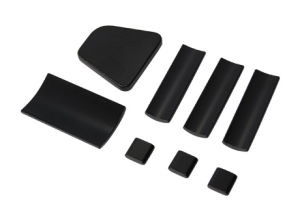 Black-Epoxy Coating NdFeB Magnets-HHND10
