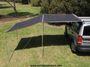 4WD Side Awning with Extension pictures & photos