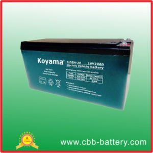 Excellent Quality Power Tools Battery 16V 20ah pictures & photos