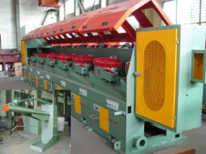 CO2 Gas Shielded Copperplating Welding Wire Equipment Production Line