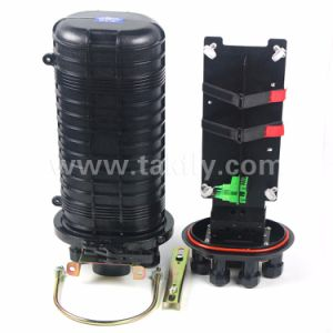 Outdoor Heat Shrinkable 144 Core Dome Fiber Optic Splice Closure pictures & photos