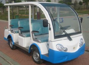 Eight Seats Electric Sightseeing Car
