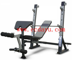 Weight Bench, Bench, Gym (DY-HL-230)
