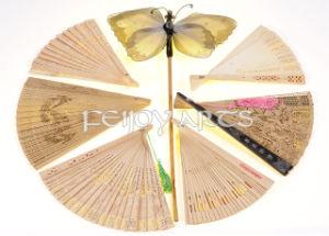 Wooden Hand Folding Fan