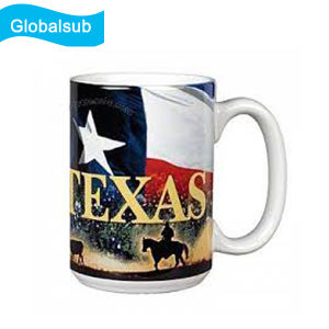 Blank Sublimation White Ceramic Mug 15oz pictures & photos