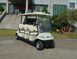 Four Wheels Electric Sightseeing Cart (LT-A627.6) pictures & photos