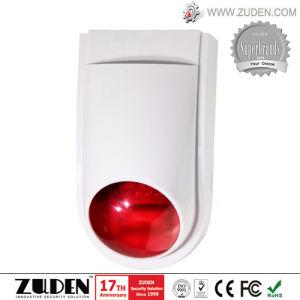 Wireless Outdoor Sound & Flash Siren pictures & photos