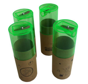 Paper Tube with PVC Cover/ Children Pen Box (YY--B0183) pictures & photos