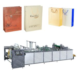 Paper Handbag Tube Forming Machine pictures & photos
