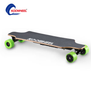 Hoverboard Factory Koowheel Taotao Mainboard Skateboard Electric Longboard with Replaceable Battery Pack pictures & photos