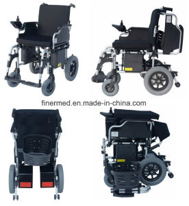 Popular Customized Handicapped Power Wheelchair pictures & photos