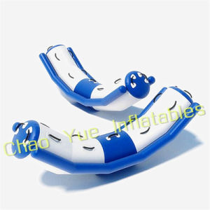 High Quality Inflatable Water Totter Games for Water Sports (CYWG-536) pictures & photos