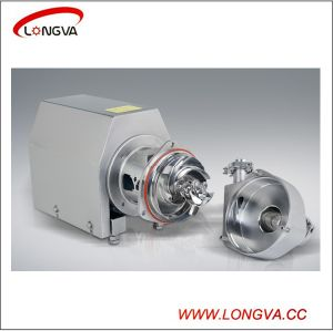 High Quality Sanitary Negative Pressure Pump pictures & photos