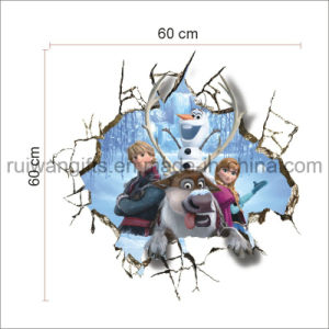 Cartoon Wall Stickers, Art Removable Wall Stciker, Wall Decor Sticker for Kids pictures & photos